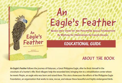 Eagle's Feather Cover