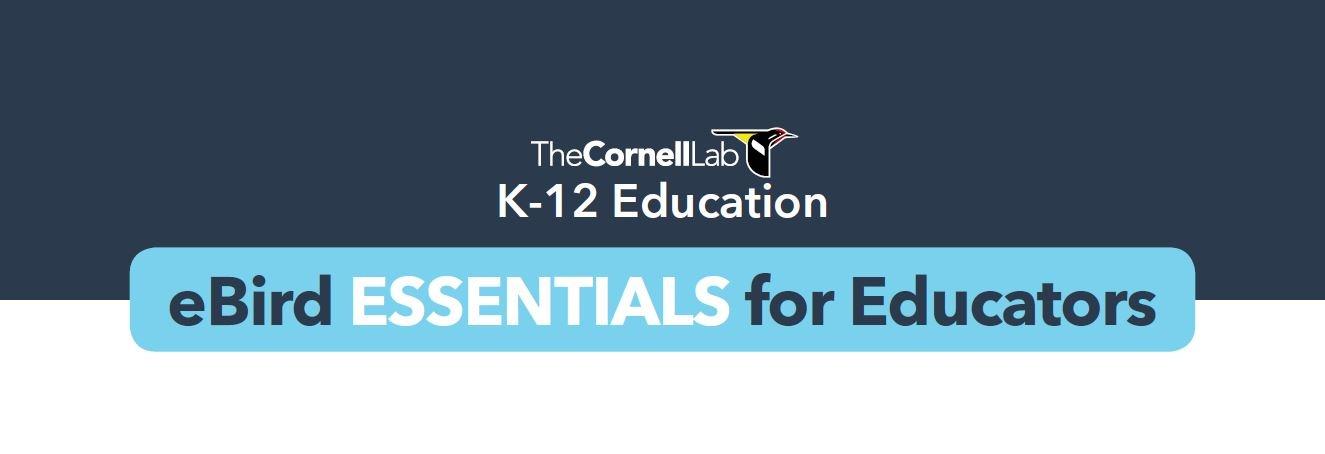 eBird Essentials for Educators